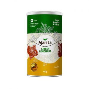 Chá Marita Drink Ginger Lemonade